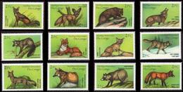 1815/1826** - Chiens Sauvages Du Monde / Wilde Honden / Wilde Hunde Der Welt / Wild Dogs Of The World - CONGO - Ongebruikt