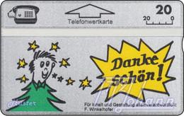 """AUSTRIA Private: """"Dankeschön"""" - MINT [ANK P111A] - Austria"""
