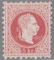 Österreich   .   Y&T   .   34A    .   *    .   Ungebraucht Mit Gummi   .   /    .  Mint-hinged - Unused Stamps