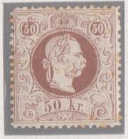 Österreich   .   Y&T   .   38A  .   Perf. 12      .   *    .   Ungebraucht Mit Gummi   .   /    .  Mint-hinged - Unused Stamps