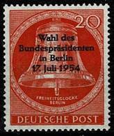 Berlin 1954,Michel# 118 ** - Unused Stamps