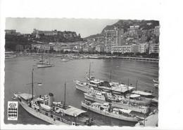 29022 - Principauté De Monaco Le Port La Condamine Le Palais (format 10 X 15) - Harbor