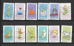 2021 - 266 - Le Petit Prince, ST Exupéry - Adhésifs (autocollants)