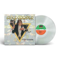 Alice Cooper - 33t Vinyle Transparent - Welcome To My Nightmare - Neuf & Scellé - Hard Rock & Metal