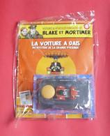 Blake Et Mortimer : La Voiture à Dais - Voitures & Véhicules Fantastiques #08 - Altri