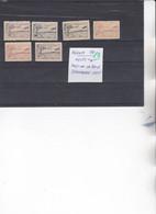 FRANCE : Poste Aérienne - Zonder Classificatie