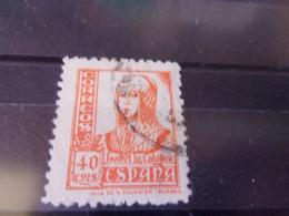 ESPAGNE  YVERT N° 584 - 1931-50 Usati