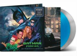 Batman Forever - X2 33t Vinyle Bleu & Or - BO Du Film - Neuf & Scellé - Soundtracks, Film Music