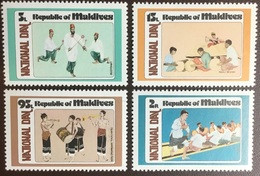 Maldives 1980 National Day MNH - Maldive (1965-...)
