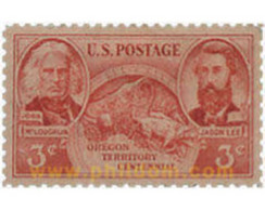Ref. 30127 * MNH * - UNITED STATES. 1948. HUNDREDTH ANNIVERSARY OF THE TERRITORY OF OREGON . CENTENARIO DEL TERRITORIO - Unused Stamps