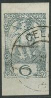 SHS - Chainbreakers 1919 ☀ Newspaper Stamp 6v Ljubljana Print ☀ Used - Usati