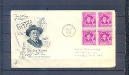 UNITED STATES 1948 JOEL CHANDLER - 1941-1950