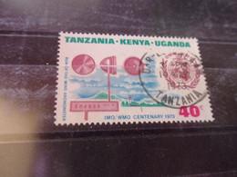 KENYA OUGANDA TANZANIE YVERT N° 244 - Kenya, Uganda & Tanzania