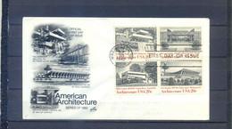 UNITED STATES 1982 AMERICAN ARCHITECTURE - 1981-1990