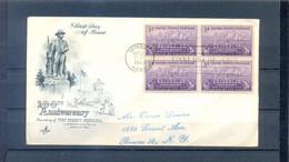 UNITED STATES 1948  FDC - 1941-1950