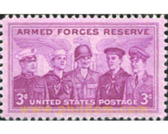 Ref. 161620 * MNH * - UNITED STATES. 1955. RESERVE ARMED FORCES . FUERZAS ARMADAS DE RESERVA - Unused Stamps