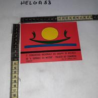 FB11169 FIRENZE 1977 TIMBRO ANNULLO V CONGRESSO NAZIONALE GRUPPI DI RICERCA - 1971-80: Storia Postale