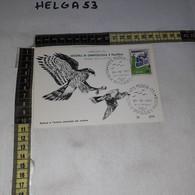FB11170 MUGGIA 1971 TIMBRO ANNULLO MOSTRA DI ORNITOLOGIA E FILATELIA - 1971-80: Storia Postale