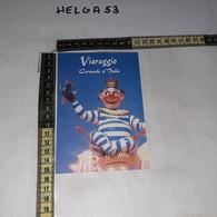 FB11171 VIAREGGIO 1990 TIMBRO ANNULLO CARNEVALE 1990 - 1981-90: Storia Postale