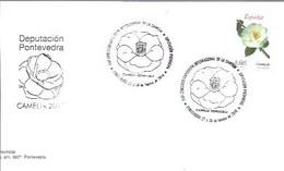 MATASELLOS 2010 PONTEVEDRA CAMELIA - 2001-10 Storia Postale
