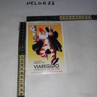 FB11179 VIAREGGIO 1990 TIMBRO ANNULLO CARNEVALE 1990 - 1981-90: Storia Postale