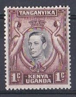 Tanganyika ( 1937 King  George VI )  1 Timbre Neuf ** - Other