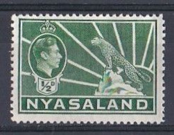 NYASALAND  ( 1937 King  George VI )  1 Timbre  Neuf ** - Other