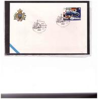 TEM15121  -   SAN MARINO  5-11-1999    /   93° Veronafil - 150° Ann. Del Primo Comvoglio Ferroviario - Esposizioni Filateliche