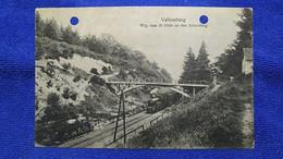 Valkenburg Weg Naar De Kluis Op Den Schaesberg Netherlands - Valkenburg