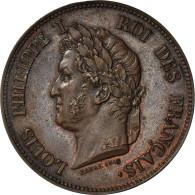 Monnaie, France, Louis-Philippe, Decime, 1840, ESSAI, SPL, Cuivre, Gadoury:212 - D. 10 Centimes