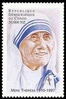 1714** - Mère Teresa / Moeder Teresa / Mutter Teresa / Mother Teresa - CONGO - Ongebruikt