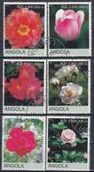 ANGOLA Flowers 1,used - Non Classificati
