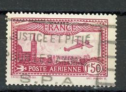 FRANCE -  POSTE AERIENNE - N° Yvert N° 5 OBLI. - 1927-1959 Afgestempeld