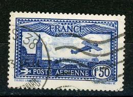 FRANCE -  POSTE AERIENNE - N° Yvert N° 6 OBLI. - 1927-1959 Afgestempeld