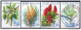 Finland 1995 Bosonderzoek GB-USED - Gebraucht