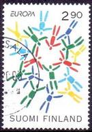 Finland 1995 Europazegel GB-USED - Gebraucht