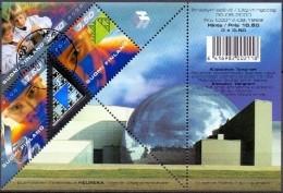 Finland 2000 Blok Wetenschap GB-USED - Gebraucht