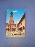 Italia-lombardia-vigevano-la Torre E Monumento A S.giovanni-fg1971 - Vigevano