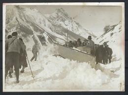 ⭐ Photo - Photographe Meurisse -  Concours De Chasse Neige Dans Les Alpes ⭐ - Altri