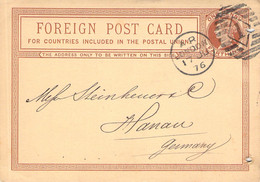 Foreign Post Card One Penny Farthing - Covers & Documents