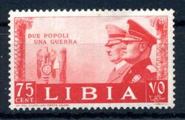 1941 LIBIA N.176 * - Libia
