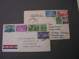 Alte Briefe Lot - Sammlungen