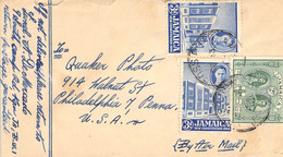 Cover Jamaika - Philhadelphia 1944 - Jamaica (...-1961)