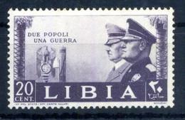 1941 LIBIA N.173 * - Libia
