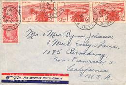 Lupo-Cover Paris - San Francisco - 1927-1959 Brieven & Documenten