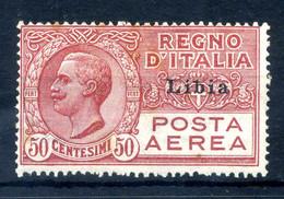 1928-29 LIBIA N.1* POSTA AEREA - Libia