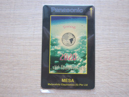 Private Issued GPT Phonecard,2SMSA Panasonic Towards 2020, Mint - Singapore