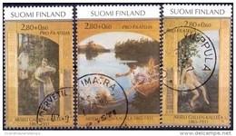Finland 1997 Pro Filatelia GB-USED - Gebraucht