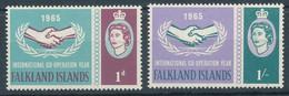 1965. Falkland Islands - Other - Altri