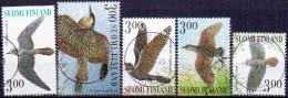 Finland 1999 Vogels GB-USED - Gebraucht